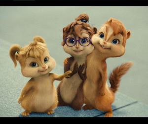 awn, chipmunks, and movie image