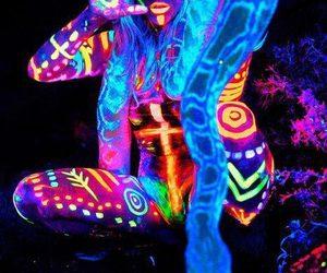 neon, kesha, and ke$ha image