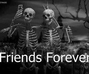 best friends, forever, and lol image