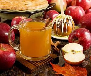 Apple Pie, apples, and fall image