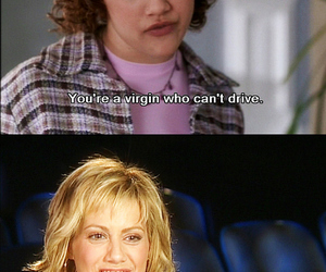 Clueless, brittany murphy, and funny image