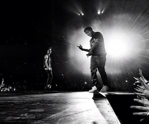 justin bieber, Drake, and believe tour image