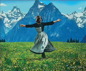 sound of music, julie andrews, and movie image
