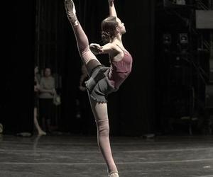 ballet, ballerina, and book image