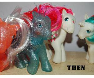 childhood, my little pony, and memories image