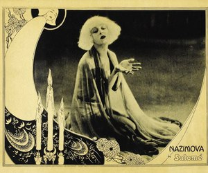 alla nazimova and salome image