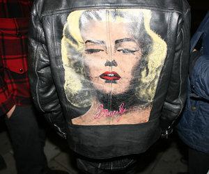 Marilyn Monroe and jacket image