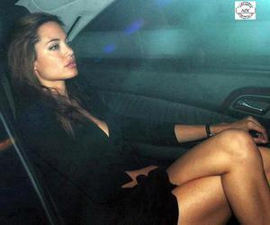 Angelina Jolie, beautiful, and lady image
