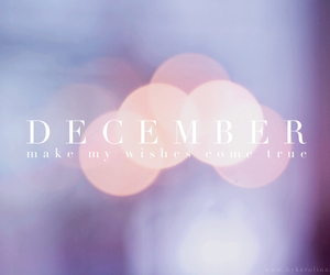 advent, bokeh, and december image