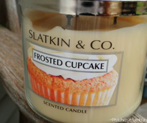 candle and cupcake image