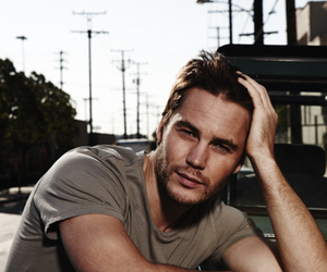 beautiful, photoshoot, and taylor kitsch image