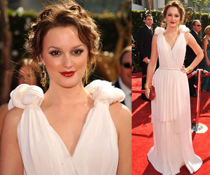 emmy, gossip girl, and leighton meester image
