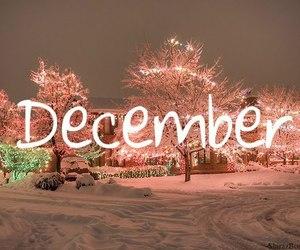 christmas, december, and nice image