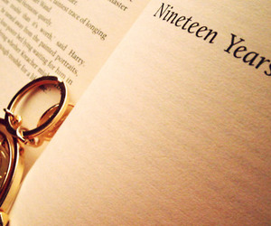 nineteen years later, :3, and harry potter image