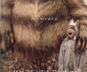 where the wild things are and movie image