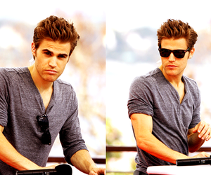 Hot, sexy, and paul wesley image