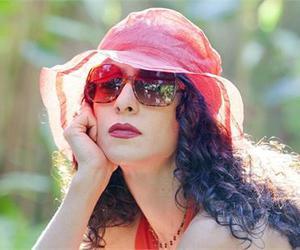 Marisa Monte and vintage image