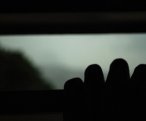 dark, hands, and photography image