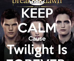 breaking dawn, forever, and no image