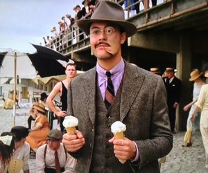 cutie, ice cream, and jack huston image