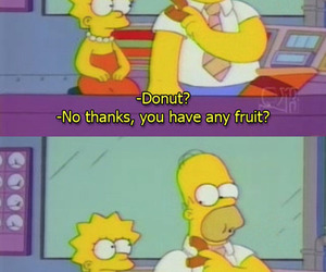 funny, donuts, and lol image