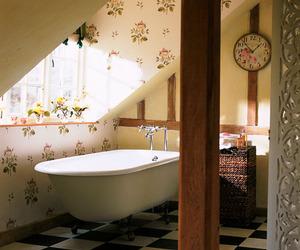 bathroom, design, and decor image