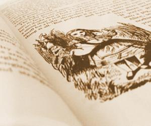 alice, antique, and books image