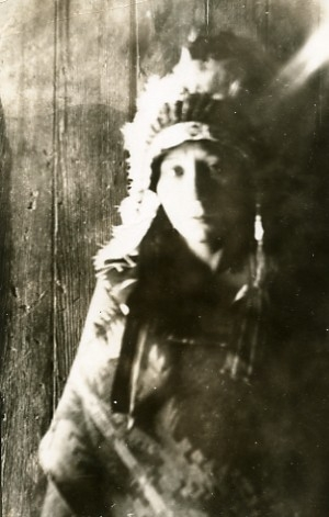 black and white, chief, and costume image