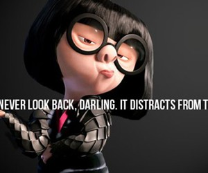 quote, disney, and The Incredibles image