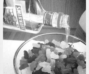 vodka, smirnoff, and alcohol image