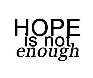 enough, hope, and is image