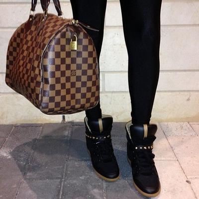 fashion, bag, and Louis Vuitton image