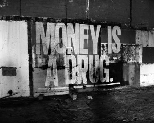 drugs, money, and text image