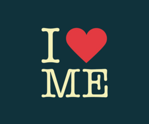 love, me, and i image
