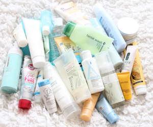 lancome, skin care, and skincare image