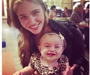baby and chanel celaya image