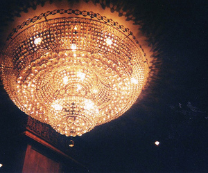 light, chandelier, and photography image