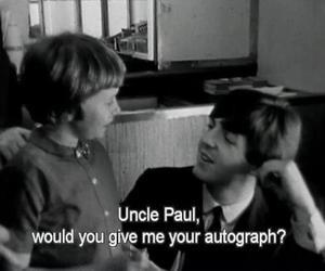 the beatles, Paul McCartney, and beatles image