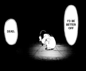 monochrome and manga image