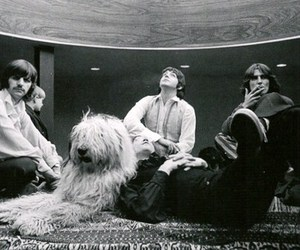 the beatles and Martha image