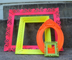 neon and photography image