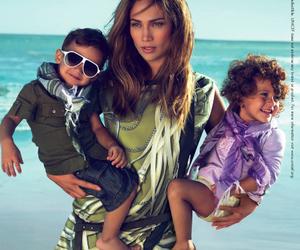 Jennifer Lopez, jlo, and kids image