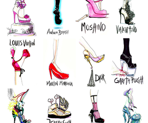 shoes, dior, and Prada image