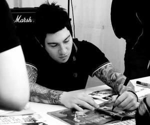 avenged sevenfold, zacky vengeance, and a7x image