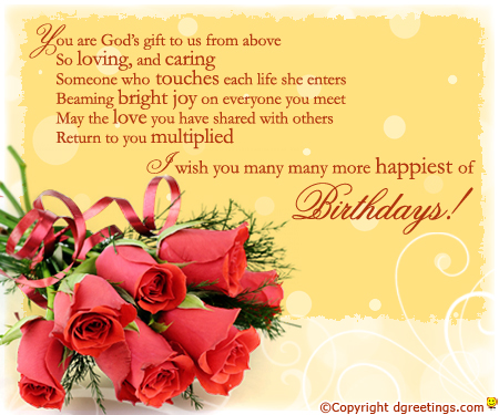 Birthday poem card discovered by mini on we heart it m4hsunfo