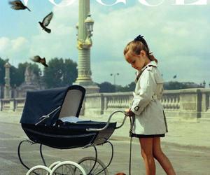 vogue, dog, and child image