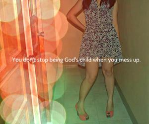 child, mess, and confidence image