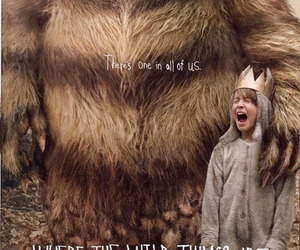 where the wild things are, movie, and crown image