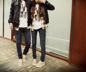 couple and boy image