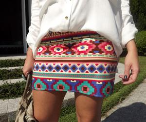 fashion, style, and ethnic image